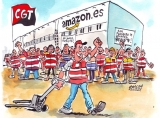 Solidarity letter from Poland to the workers on strike at the Amazon warehouse in Spain